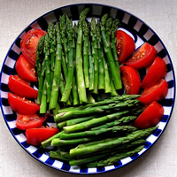 Some sugar free and low sugar vegetables